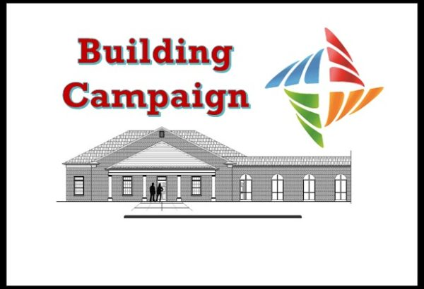 Church Building Campaign Logo