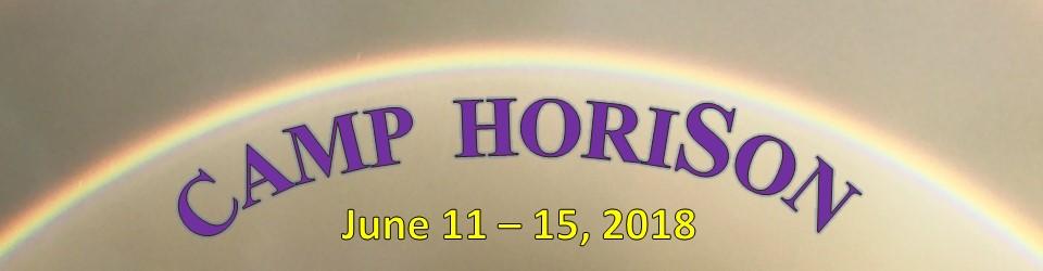 Rainbow with Camp HoriSon Dates